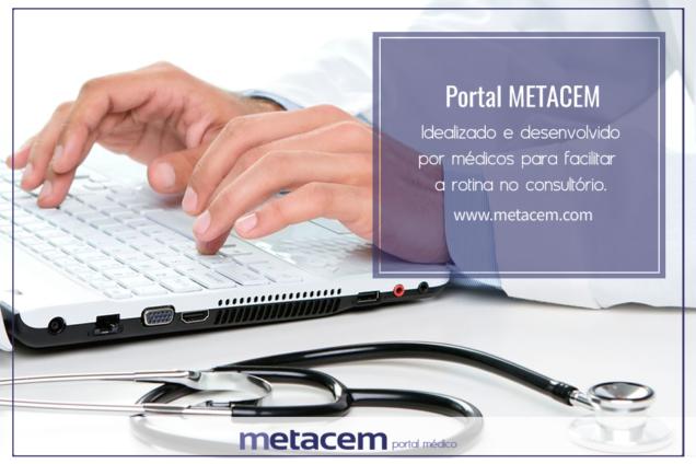 Você sabia que o Metacem foi idealizado e desenvolvido por médicos?